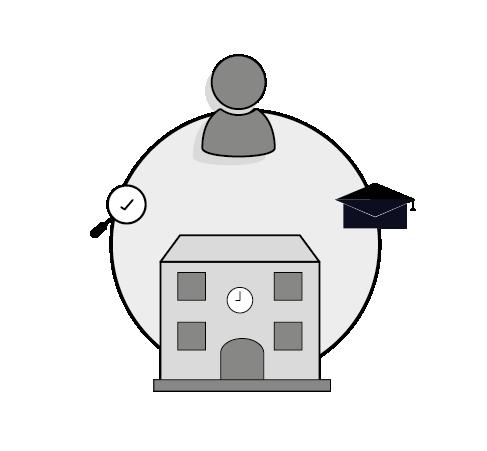 Conectar al estudiante y la universidad desde antes de su matriculación hasta inicio de curso